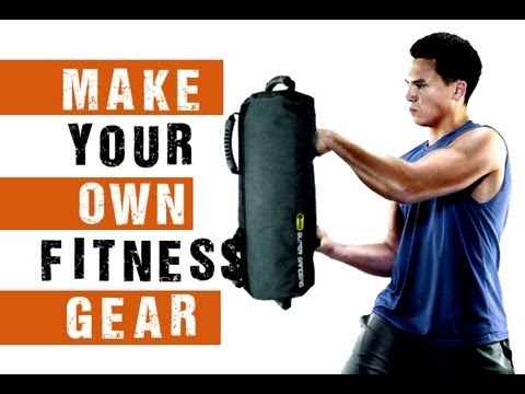 How to Make Your Very own Residence Physical fitness Tools ( Sandbag )