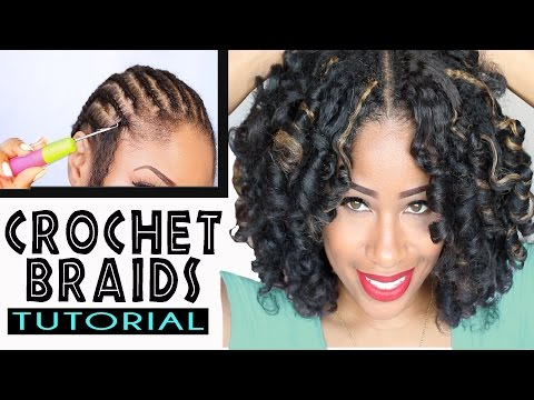 Crochet Braids Kansas City : APPREDICA - How To: CROCHET BRAIDS w/ MARLEY HAIR !
