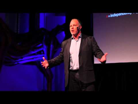Violence from women—it's a men's situation: Jackson Katz at TEDxFiDiWomen