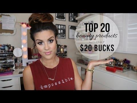 Prime 20 Elegance Goods Underneath $20 Bucks