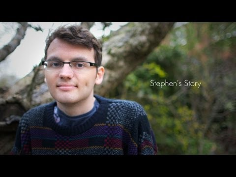 Stephen's Story – When lifestyle gives you cancer
