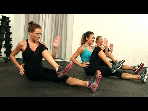 ten-Minute No-Tools Property Exercise, Total Entire body Exercise, Class FitSugar