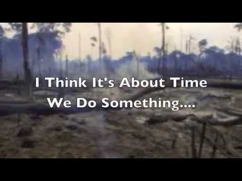 environmental troubles – together we can save the world
