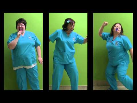 Dental Office Dance Video