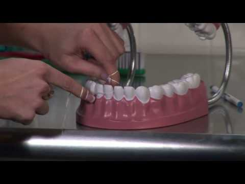 Dental Treatment & Oral Hygiene : How to Properly Floss Your Tooth