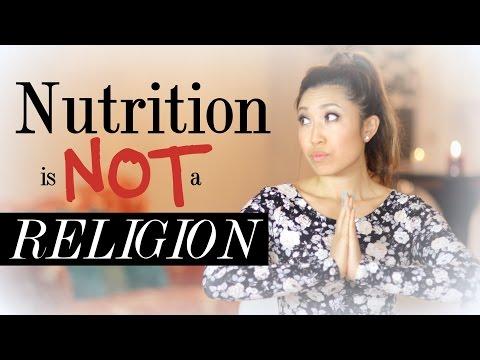 Nourishment is NOT a Faith!