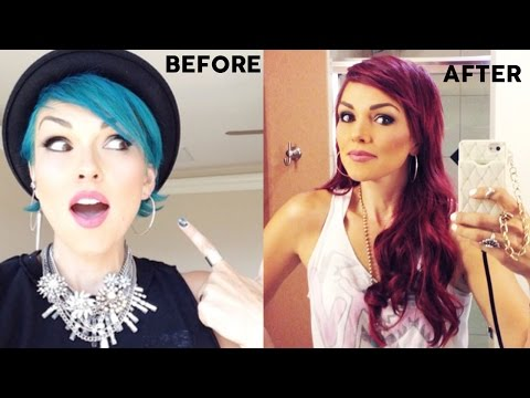 MY NEW HAIR: How To Get Extended Hair Rapidly