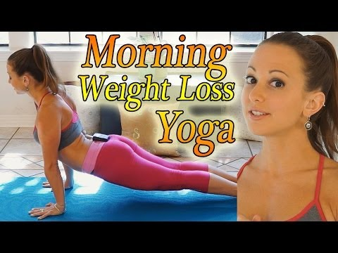 Morning Yoga For Weight Loss – twenty Moment Exercise Unwanted fat Burning Yoga Meltdown Rookie & Intermediate