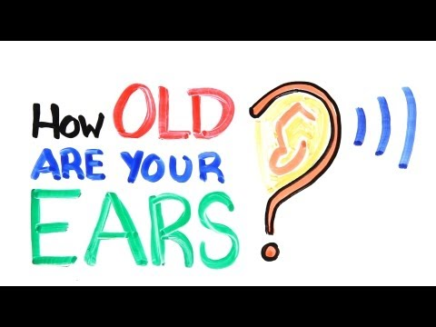 How Previous Are Your Ears? (Listening to Take a look at)