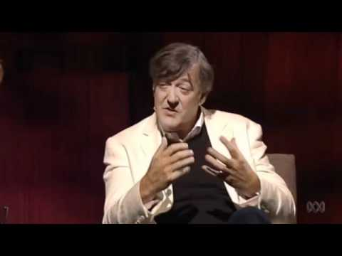 Stephen Fry on Manic Melancholy