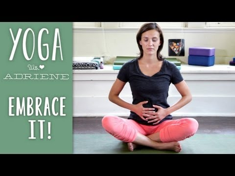 Yoga For Acid Reflux – Embrace It! – Yoga With Adriene