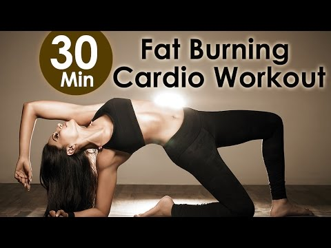 thirty Min Excess fat Burning Cardio Work out – Bipasha Basu Unleash 'Full Routine' – Full Body Workout