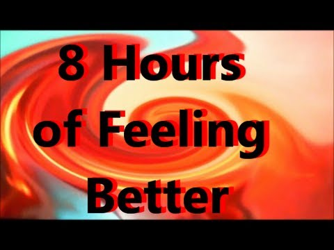 8 Hrs Rest Hypnosis for Depression Anxiousness Self Confidence Psychological Healing