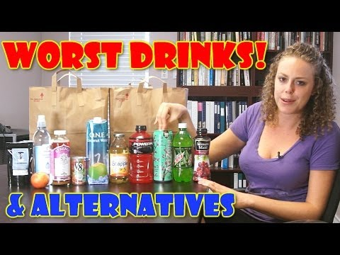 Worst Beverages that We Consider are Wholesome!! Alternative Wellness Suggestions, Nutrition, Excess weight Loss